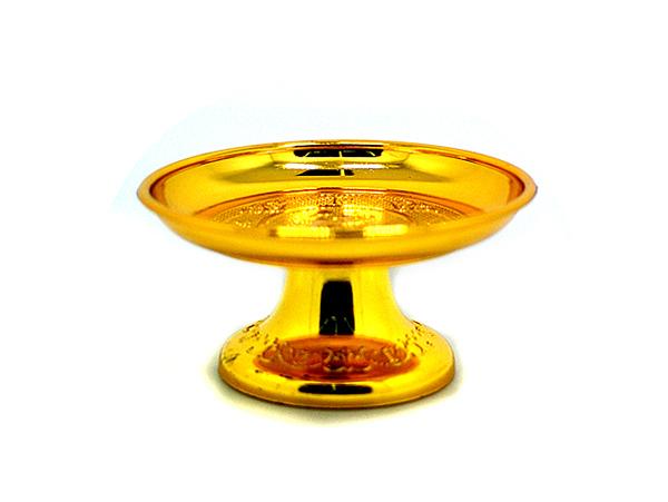 黄金福字供果盘