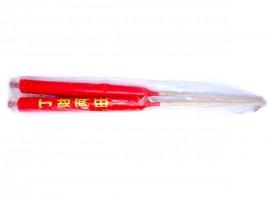 30cm大号丁财两旺对烛(独立包装)