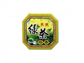 天然绿茶塔香