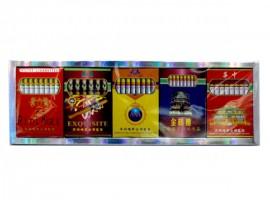 纸扎中国名烟