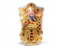 恭请14寸家兴财旺 迎福财神 神像 佛具