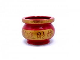 大红圆炉(金玉满堂)